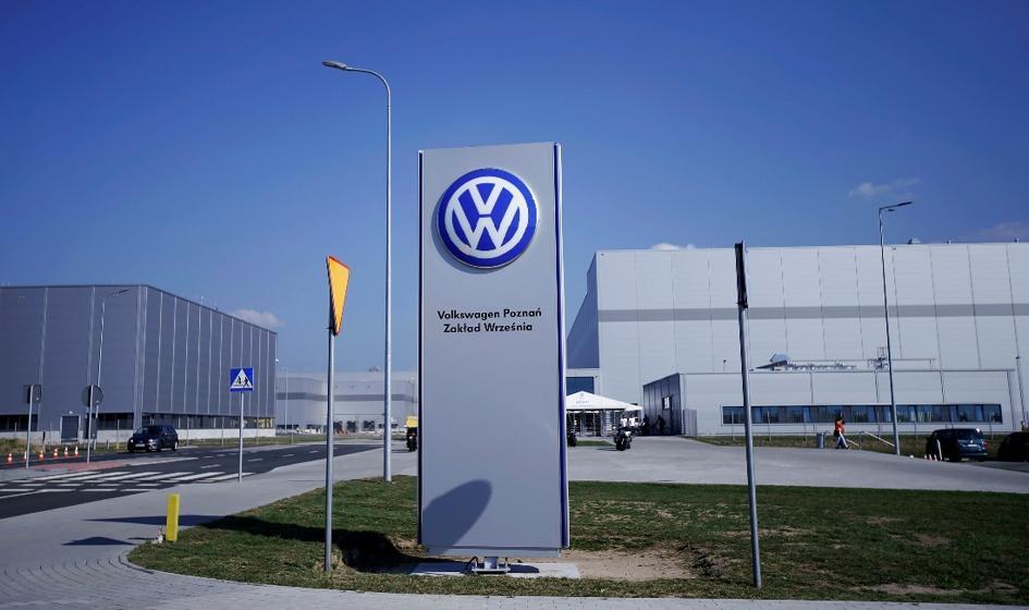 Volkswagen Poznań uruchomił pracowniczy program szczepień przeciw COVID-19