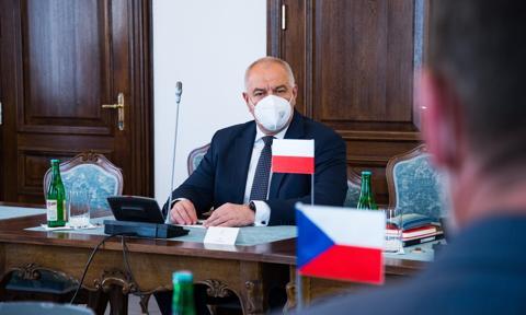 Sasin: Nie można liczyć na szybkie porozumienie z Czechami w sprawie kopalni Turów