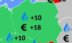 """Polska na tle Europy: """"średniak"""" z tańszym gazem"""