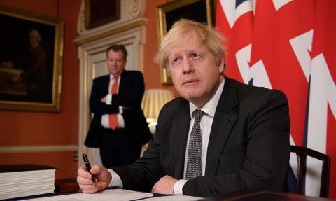 Minister Gove: Johnson nie zgodzi się na referendum niepodległościowe w Szkocji przed 2024 r.