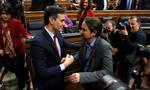 Hiszpania: socjaliści i skrajna lewica tworzą rząd