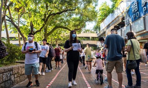 Wielka Brytania będzie się przyglądała wyborom w Hongkongu