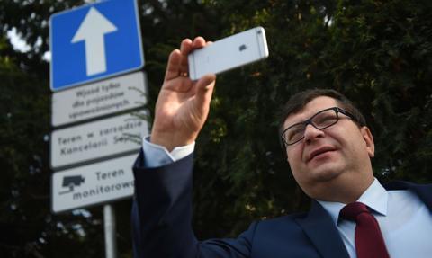 Zbigniew Stonoga opuścił areszt