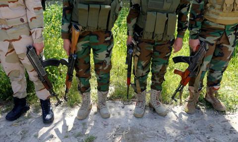 """Kurdowie wzywają do """"mobilizacji generalnej"""". Armia USA ich opuszcza"""