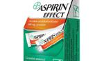 GIF wycofał z obrotu serie leków Aspirin Effect i antybiotyk Syntarpen