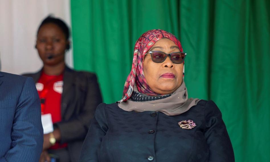 Samia Suluhu Hassan prezydentem Tanzanii. To pierwsza kobieta w Afryce Wschodniej zaprzysiężona na to stanowisko