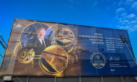Prezes NBP: Gotówka odgrywa kluczową rolę w systemie ekonomicznym