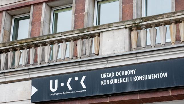 UOKiK: ok. 213 tys. zł kary dla producenta kotłów gazowych