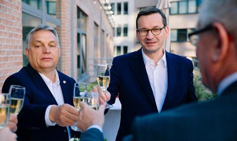 """""""Frankfurter Rundschau"""": Polska zwycięzcą szczytu UE"""