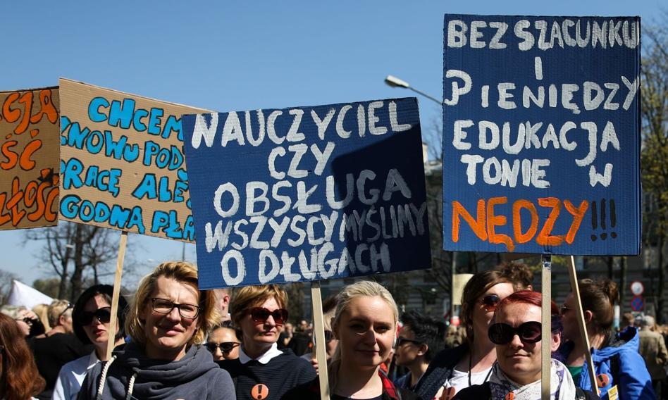 Wynagrodzenia nauczycieli. Związki zawodowe nadal walczą o podwyżki