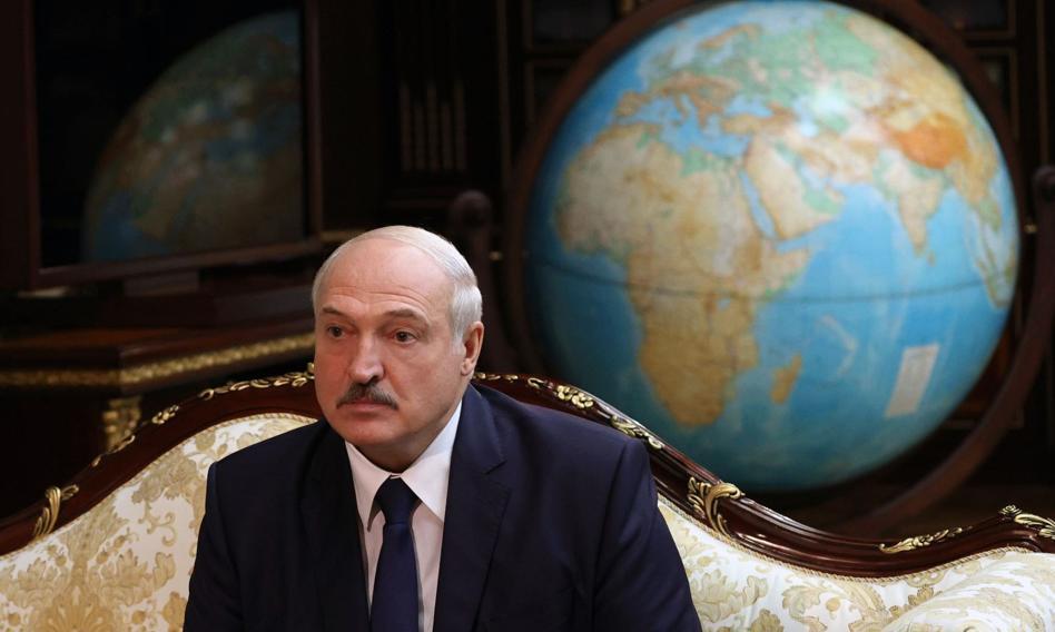 Łukaszenka: Nakazałem całkowicie zamknąć granicę z Ukrainą