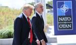 Trump: Państwa NATO muszą wydawać 2 proc. PKB na obronność, potem 4 proc.