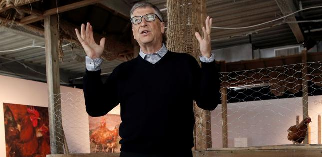 Bill Gates rozda 100 tys. kur w Afryce