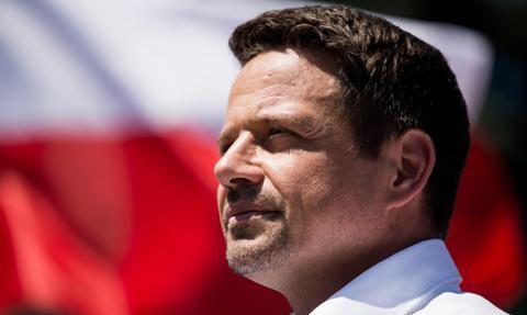 Trzaskowski: Mam nadzieję, że prezydent pokaże więcej niezależności