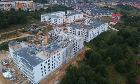 GUS: na początku 2020 r. mieszkania były droższe o ponad 11 proc. niż rok temu