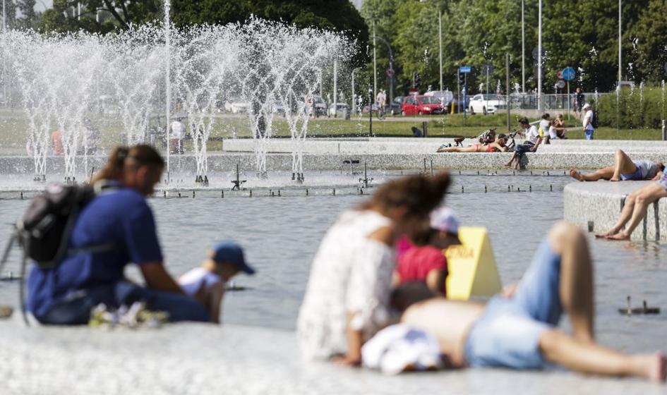 Fala upałów w Polsce. Będzie nawet do 34 stopni w cieniu