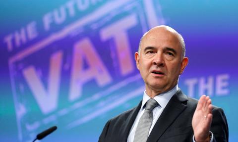 Moscovici: Dług publiczny Francji będzie przez dekadę wynosił ponad 100 proc. PKB