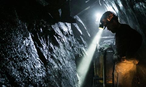 W kopalni Mysłowice-Wesoła doszło do zawału