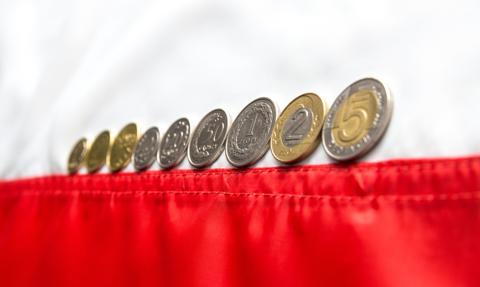 Eurostat: inflacja w Polsce powyżej 4 proc. Najwyższy wynik od 2011 r.