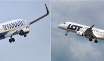 LOT już prawie jak Ryanair. Z kim latają Polacy?