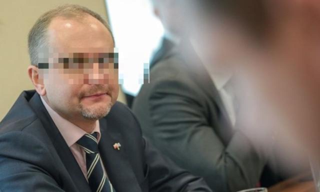 Sąd zdecyduje w czwartek, czy b. prezes GetBacku Konrad K. zostanie w areszcie