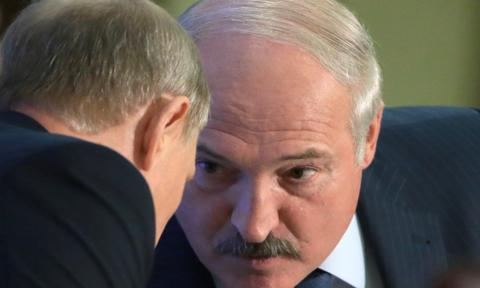 Putin i Łukaszenka omówili sytuację na Białorusi