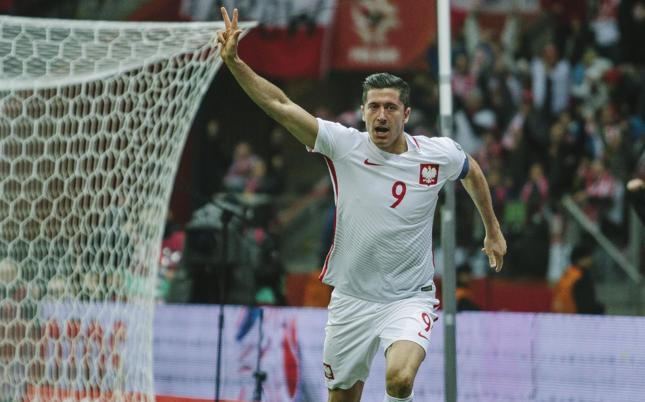 Mecz  Polska - Armenia już dzisiaj, 11.10.16. Czy Robert Lewandowski powtórzy wynik z poprzedniego spotkania?