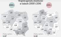 GUS pokazuje, jak wygląda polska katastrofa demograficzna