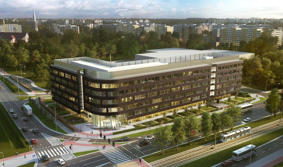 Echo Investment miało w I półroczu 47,3 mln zł zysku netto