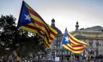 Zwolennicy niepodległości Katalonii okupowali biuro KE w Barcelonie