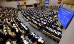 Rosja: W Dumie projekt ustawy o karach za przestrzeganie sankcji USA