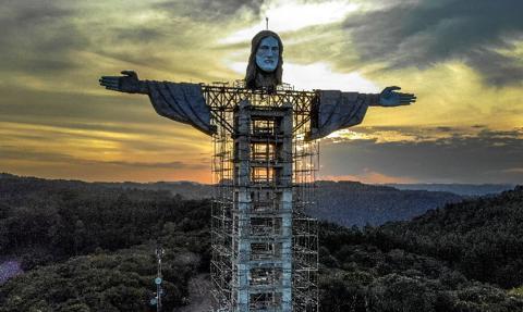 W Brazylii powstaje nowa figura Chrystusa. Będzie wyższa od tej z Rio