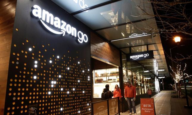 Amazon ma w planach kolejne sklepy bezkasowe