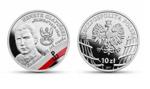 Nowa moneta 10-złotowa. Upamiętnia Henryka Glapińskiego ps. Klinga