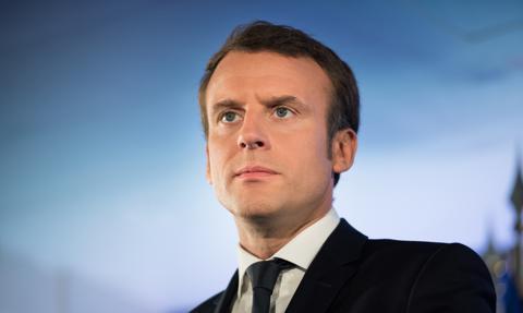 Macron krytykuje wojowniczą retorykę Turcji