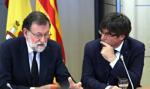Premier Hiszpanii: Chcemy odzyskać demokratyczną i wolną Katalonię