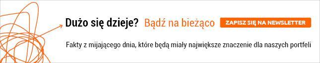 """Zapisz się na wieczorne podsumowania dnia. Artykuły z serii """"To był dzień"""" przygotowują Malwina Wrotniak i Marcin Dziadkowiak z redakcji Bankier.pl"""