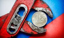 """Rosyjski system bankowy """"wyczyszczony"""""""