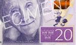 Kobiety na banknoty – Szwecja wprowadza nowe wzory