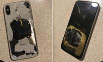 iPhone X wybuchł w czasie aktualizacji