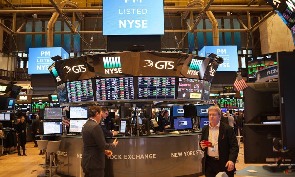 Niewielkie zmiany na Wall Street