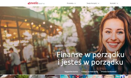 EnveloKonto w EnveloBanku – warunki prowadzenia rachunku