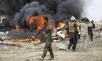 Szef Pentagonu zarzuca irackiej armii brak woli walki