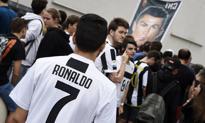 Juventus gwałtownie tanieje po porażce z Ajaksem