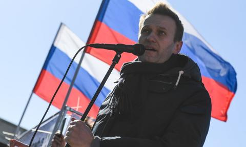 Aleksiej Nawalny odleciał z Berlina do Moskwy