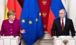 Putin i Merkel mówili o budowie Nord Stream 2, Iranie i Libii