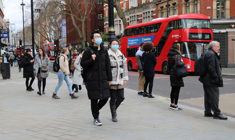 Przez pandemię po raz pierwszy od 44 lat w Wielkiej Brytanii więcej było zgonów niż urodzeń