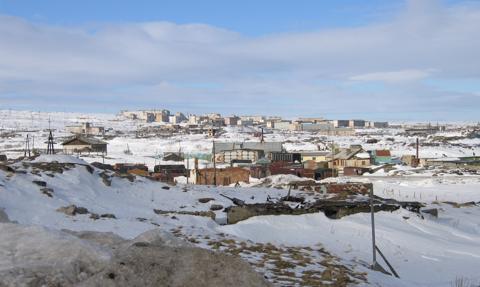Zamknięte miasto w Rosji odcięte od świata. Żywność dostarczają śmigłowce