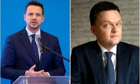 """""""3 razy weto"""". Trzaskowski zaakceptował postulaty Hołowni"""
