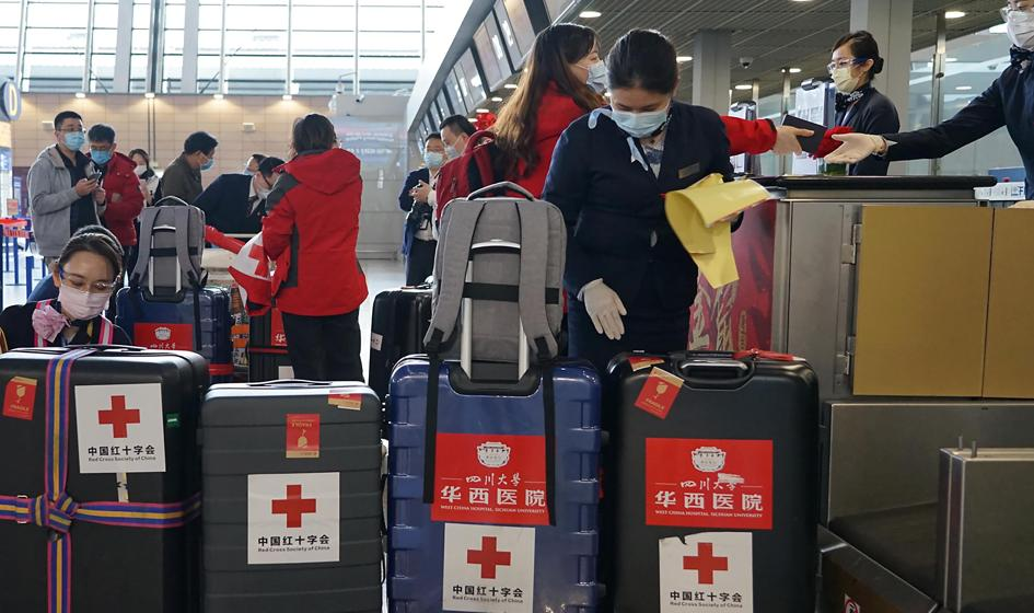 Koronawirusowa ofensywa propagandowa Pekinu